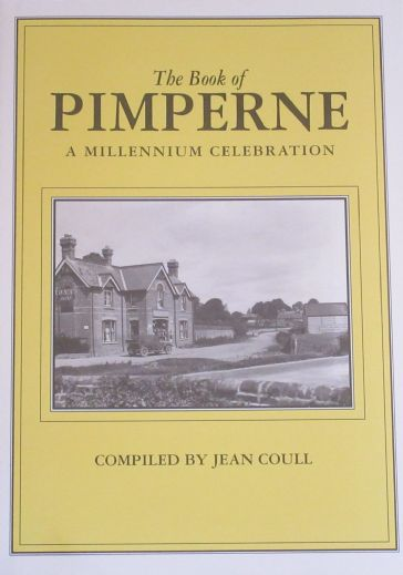 The Book of Pimperne - A Millennium Celebration, by Jean Coull